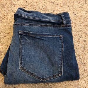 Loft legging jeans